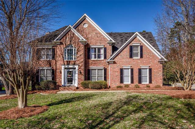 10319 Arran Court, Huntersville, NC 28078 (#3584586) :: Stephen Cooley Real Estate Group