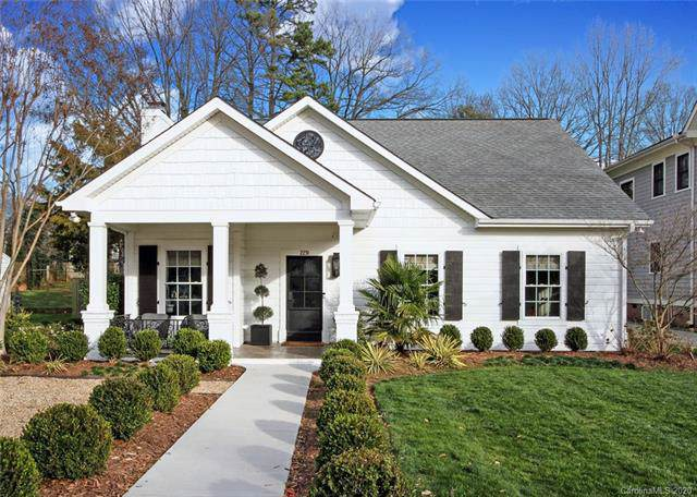 2231 Winthrop Avenue, Charlotte, NC 28203 (#3584604) :: Cloninger Properties