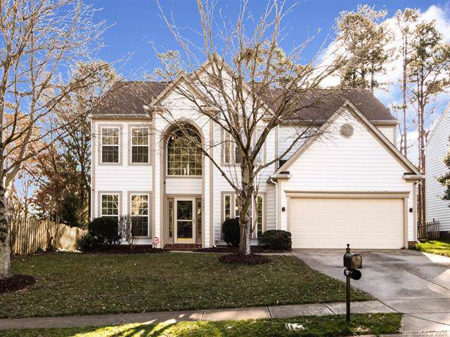 6405 Bells Mill Drive, Charlotte, NC 28269 (#3584608) :: Stephen Cooley Real Estate Group