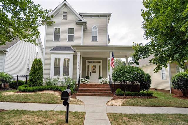 16518 Knox Run Road, Huntersville, NC 28078 (#3584609) :: Cloninger Properties
