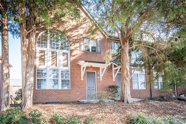 128 Steinbeck Way L, Mooresville, NC 28117 (#3584828) :: Stephen Cooley Real Estate Group