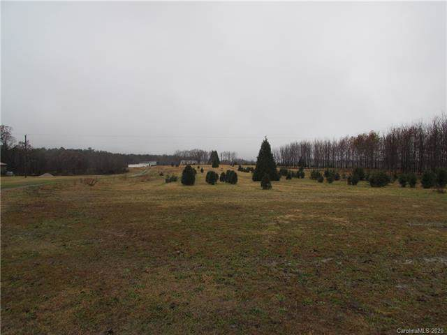 Lot 1 White Store Pageland Road, Marshville, NC 28103 (#3584842) :: Besecker Homes Team
