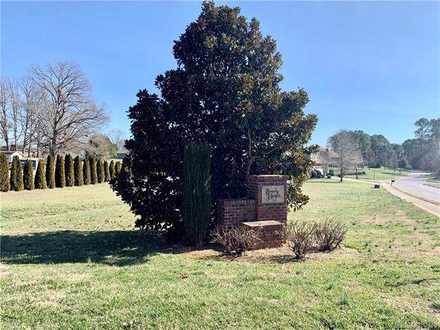 215 Macon Drive #44, Statesville, NC 28625 (#3584864) :: Caulder Realty and Land Co.