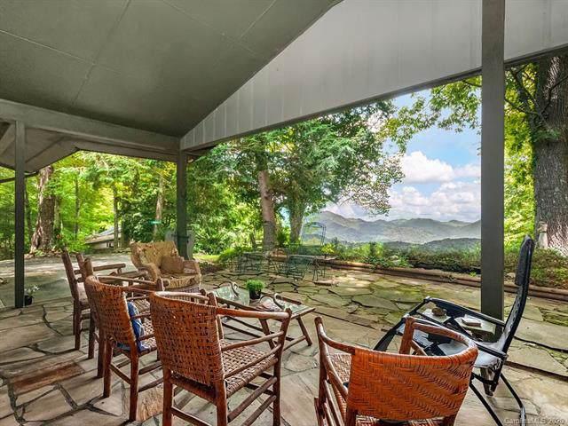 100 Grouse Ridge Road, Waynesville, NC 28786 (#3584882) :: Stephen Cooley Real Estate Group