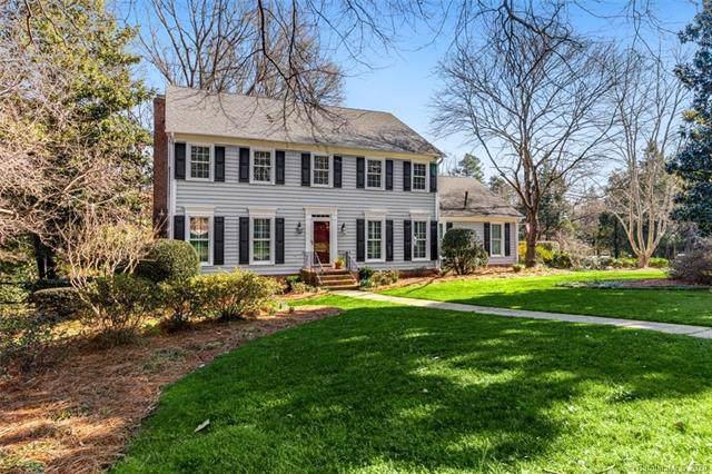 2241 Thornridge Road, Charlotte, NC 28226 (#3584938) :: Stephen Cooley Real Estate Group