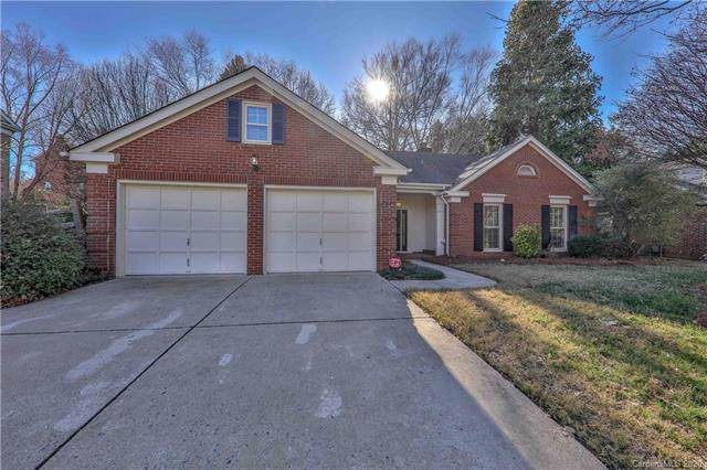 6201 Hickory Forest Drive, Charlotte, NC 28277 (#3584944) :: High Performance Real Estate Advisors
