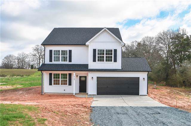 2126 Mills Harris Road #1, Wingate, NC 28174 (#3584979) :: Roby Realty