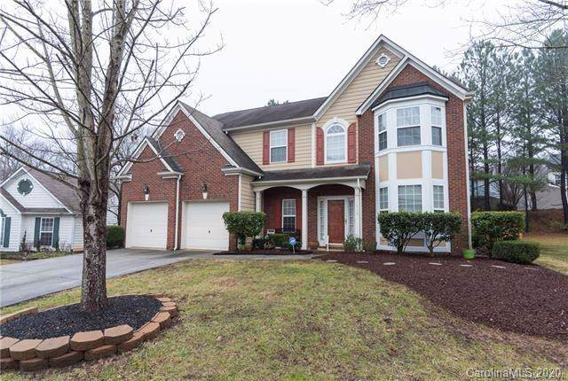 11510 Leigh Glen Circle, Charlotte, NC 28269 (#3584985) :: MOVE Asheville Realty