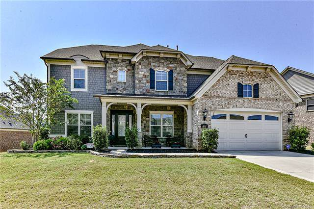 417 Vine Street, Indian Land, SC 29707 (#3584993) :: Stephen Cooley Real Estate Group