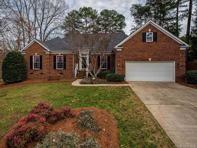 103 Monterey Drive, Mooresville, NC 28117 (#3585035) :: Carlyle Properties