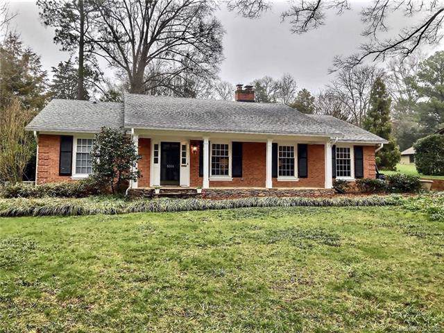 5301 Addison Drive, Charlotte, NC 28211 (#3585041) :: Stephen Cooley Real Estate Group