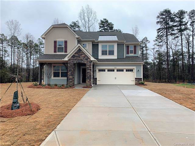 2508 Abundance Lane #69, Waxhaw, NC 28173 (#3585060) :: Stephen Cooley Real Estate Group
