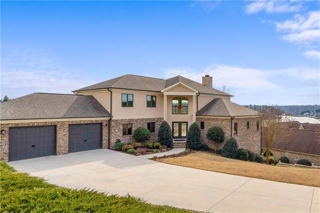 157 Mariners Pointe Lane, Hickory, NC 28601 (#3585066) :: Exit Realty Vistas