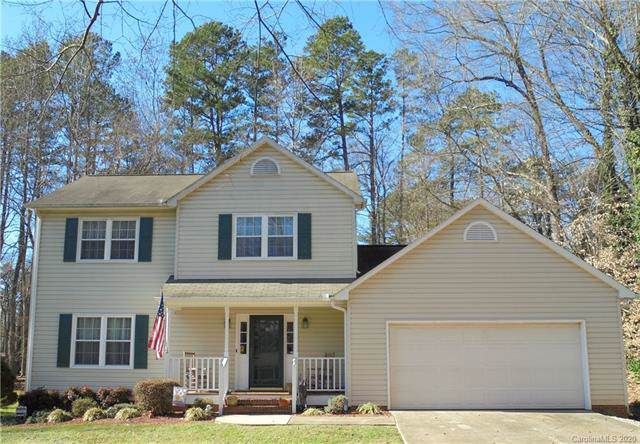 800 Crane Creek Road, Salisbury, NC 28146 (#3585086) :: Carlyle Properties
