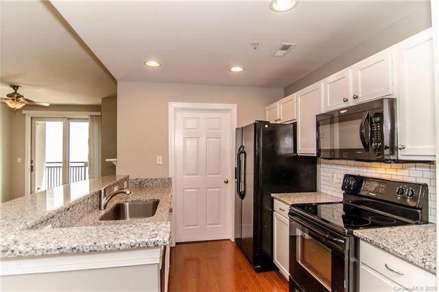 718 Trade Street #607, Charlotte, NC 28202 (#3585101) :: Scarlett Property Group