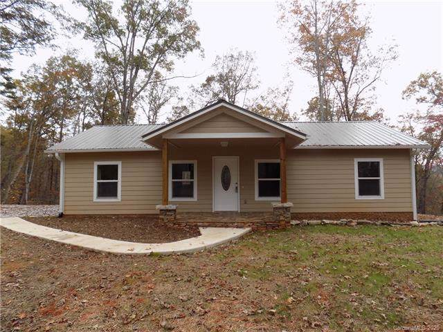 93 S Echo Lane, Old Fort, NC 28762 (#3585123) :: Roby Realty
