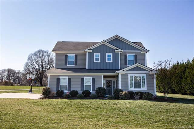 140 Fred Lane, China Grove, NC 28023 (#3585148) :: Puma & Associates Realty Inc.