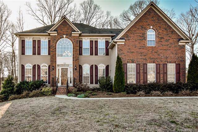 146 Bay Laurel Drive, Mooresville, NC 28115 (#3585162) :: High Performance Real Estate Advisors