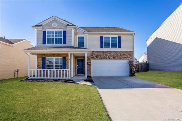 1811 Rustic Barn Drive, Huntersville, NC 28078 (#3585188) :: Cloninger Properties