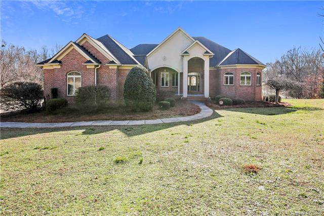 112 Hardwick Drive, Mooresville, NC 28115 (#3585190) :: Besecker Homes Team