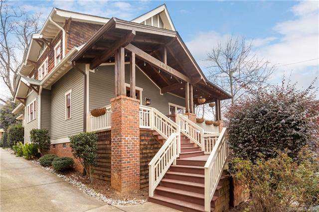 2002 Floral Avenue, Charlotte, NC 28203 (#3585226) :: High Performance Real Estate Advisors
