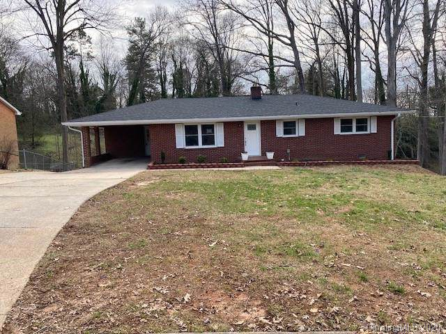808 Brittain Drive, Shelby, NC 28150 (#3585280) :: Stephen Cooley Real Estate Group