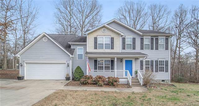 105 Stockbridge Lane, Statesville, NC 28625 (#3585282) :: Rinehart Realty