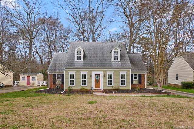 8708 Gruenewald Lane, Charlotte, NC 28210 (#3585293) :: Carolina Real Estate Experts