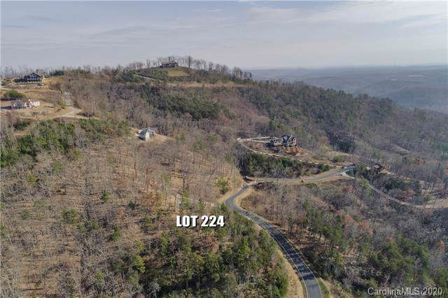 495 Rock Ledge Drive, Lake Lure, NC 28746 (#3585372) :: Keller Williams Professionals