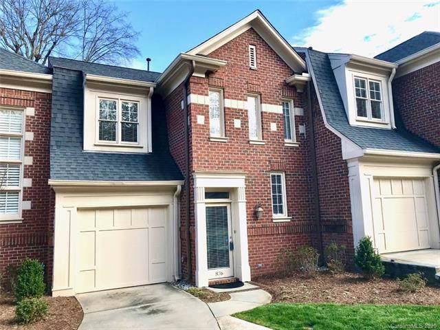 876 Park Slope Drive, Charlotte, NC 28209 (#3585385) :: Stephen Cooley Real Estate Group