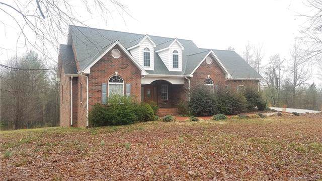 2690 Alfred Hartley Road, Lenoir, NC 28645 (#3585407) :: The Ramsey Group