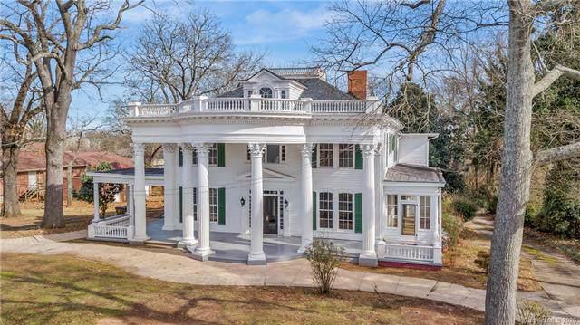 710 N Lafayette Street #1, Shelby, NC 28150 (#3585437) :: High Performance Real Estate Advisors