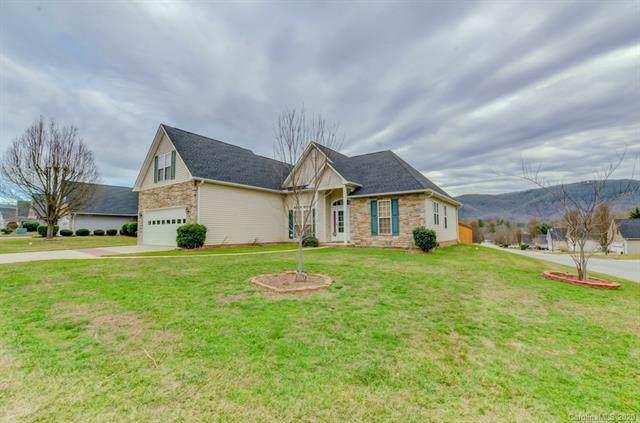 10 Dove Hollow Road, Fletcher, NC 28732 (#3585454) :: MartinGroup Properties