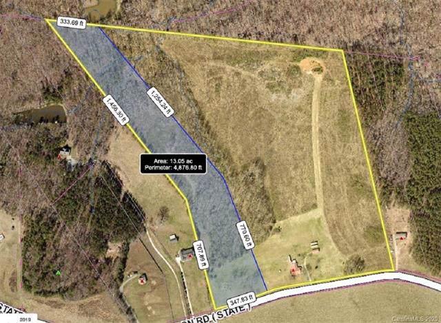 13 +/- Acres Maynard Grayson Road, Clover, SC 29710 (#3585618) :: LePage Johnson Realty Group, LLC