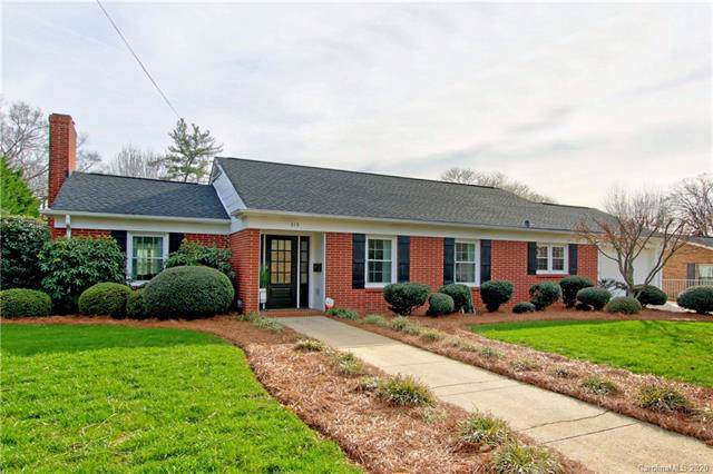 315 Mitchell Avenue, Statesville, NC 28677 (#3585628) :: High Performance Real Estate Advisors