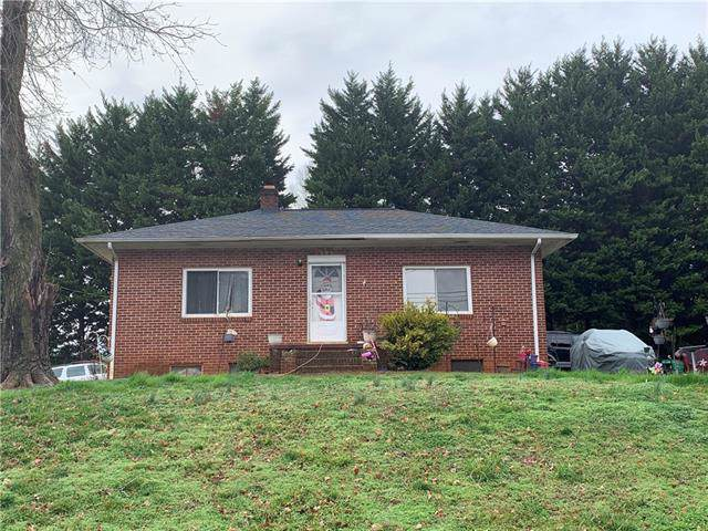 607 17th Street NW, Hickory, NC 28601 (#3585666) :: Roby Realty