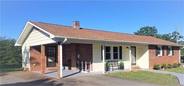 236 Pea Ridge Road, Mill Spring, NC 28756 (#3585741) :: Robert Greene Real Estate, Inc.