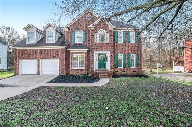 12333 Sandringham Place, Charlotte, NC 28262 (#3585772) :: Stephen Cooley Real Estate Group