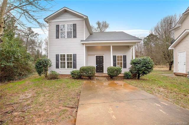 3817 Bullard Street, Charlotte, NC 28208 (#3585805) :: High Performance Real Estate Advisors