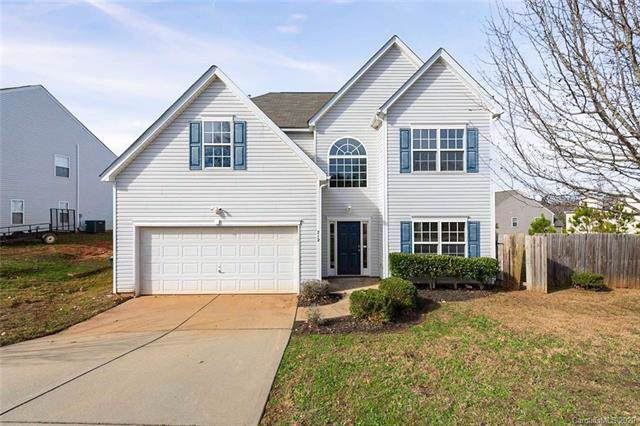 712 Vale Court, Rock Hill, SC 29730 (#3585816) :: Rinehart Realty