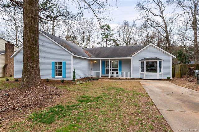 7040 Markway Drive, Charlotte, NC 28215 (#3585818) :: High Performance Real Estate Advisors