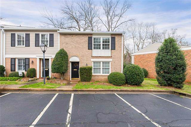4603 Hedgemore Drive, Charlotte, NC 28209 (#3585827) :: Stephen Cooley Real Estate Group