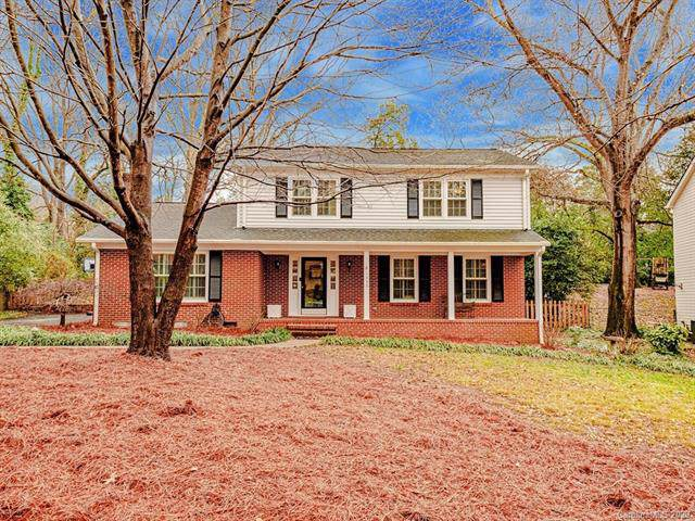 1333 Old Farm Road, Charlotte, NC 28226 (#3585842) :: Stephen Cooley Real Estate Group