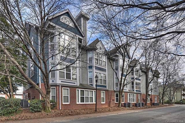 509 Graham Street 3F, Charlotte, NC 28202 (#3585868) :: Exit Realty Vistas