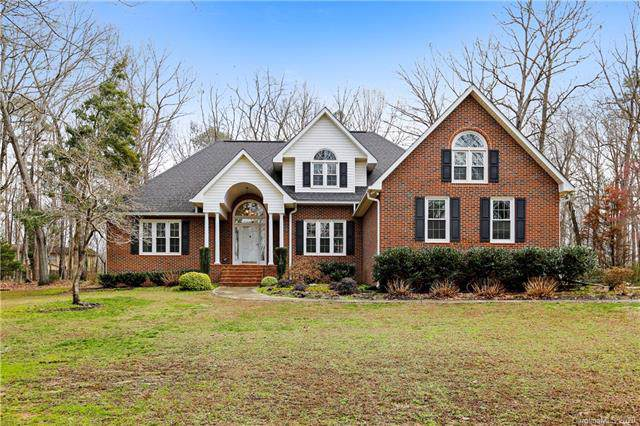 1117 Bentwood Lane, Monroe, NC 28110 (#3585878) :: Roby Realty