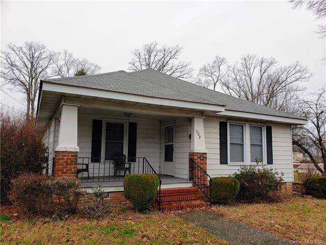 803 5th Street, Albemarle, NC 28001 (MLS #3585879) :: RE/MAX Journey