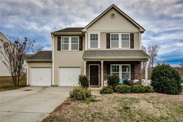 1459 Winter Drive, Statesville, NC 28677 (#3585943) :: MartinGroup Properties