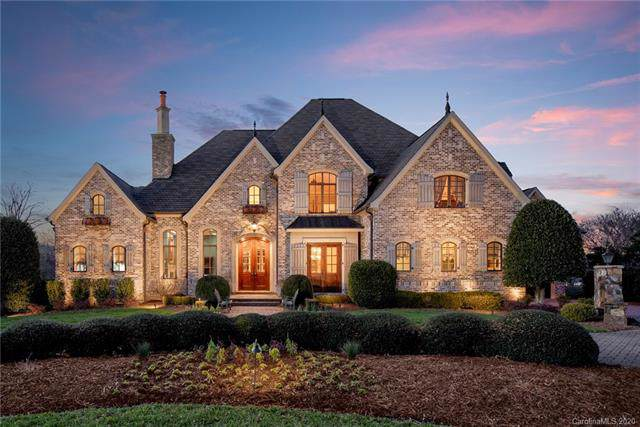 8606 Longview Club Drive, Waxhaw, NC 28173 (#3585966) :: LePage Johnson Realty Group, LLC