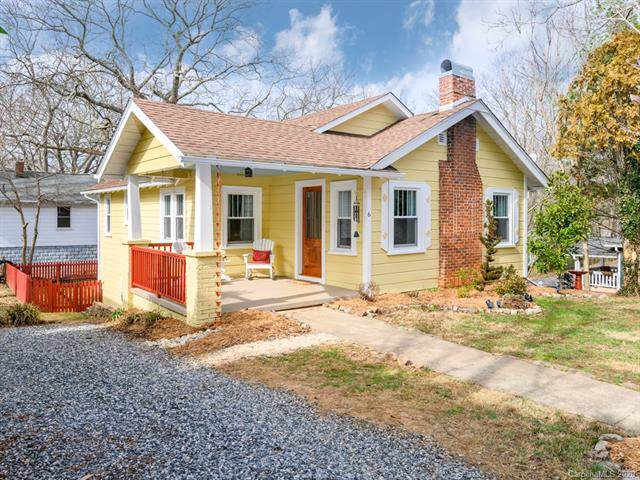 6 Grace Avenue, Asheville, NC 28804 (#3586007) :: Keller Williams Professionals