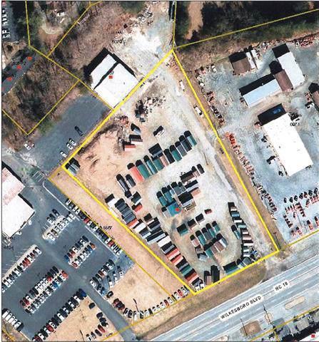 535 Wilkesboro Boulevard, Lenoir, NC 28645 (#3586011) :: Rinehart Realty